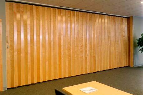 Folding Doors | Wooden Folding Doors | Glamour Blinds